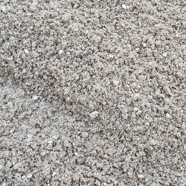 Land-based Sharp Sand (0-4mm)