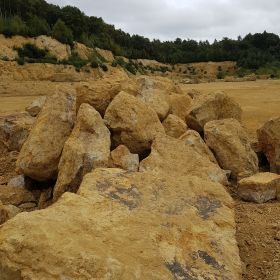 Fittleworth Sandstone Boulders